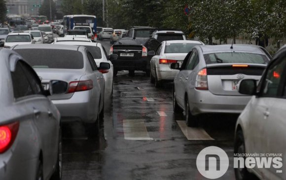 Өнөөдөр сондгой дугаараар төгссөн автомашин замын хөдөлгөөнд оролцно