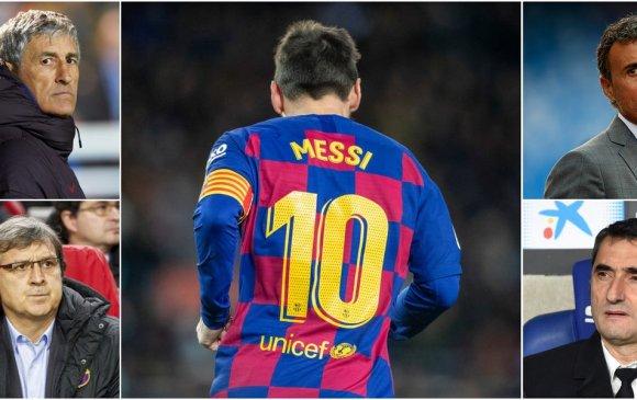 Барселонагийн дараагийн дасгалжуулагч хэн бэ?