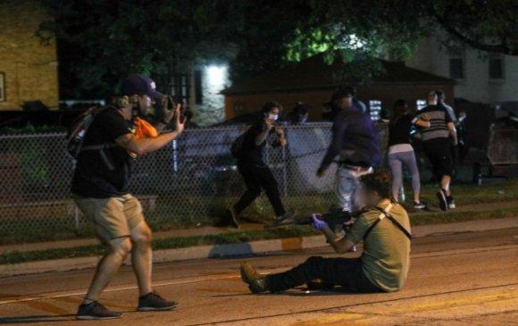 АНУ: Жагсаалын үеэр хоёр хүн буудсан хүүг баривчилжээ