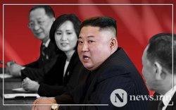 Ким Жон Ун уучлал гуйлаа