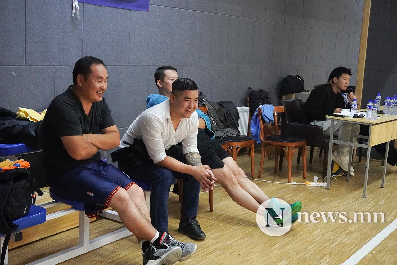 Монгол арт галерей, спортын арга хэмжээ 10