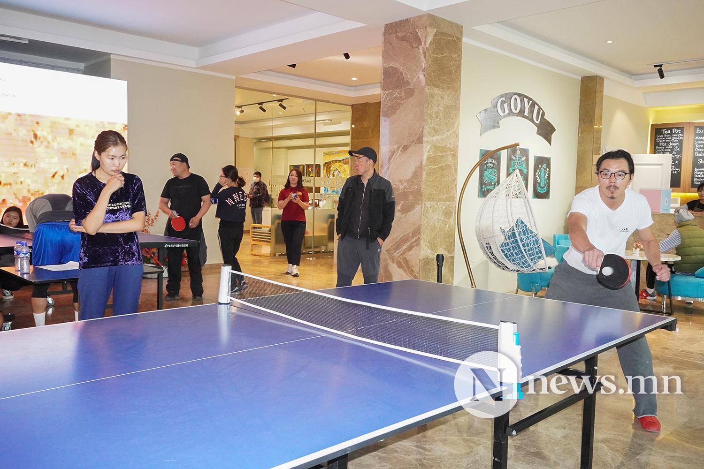 Монгол арт галерей, спортын арга хэмжээ 9
