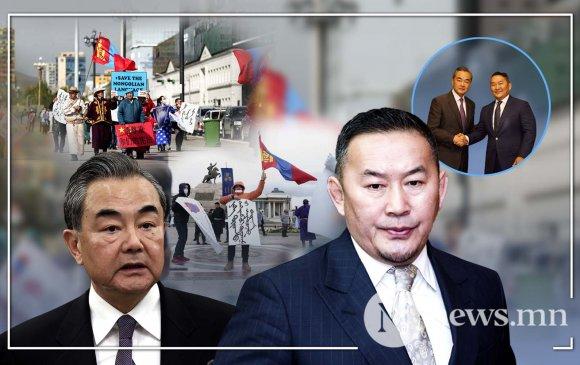 Монгол эдийн засгийн хамааралтай хөршдөө үг хэлж чадсангүй