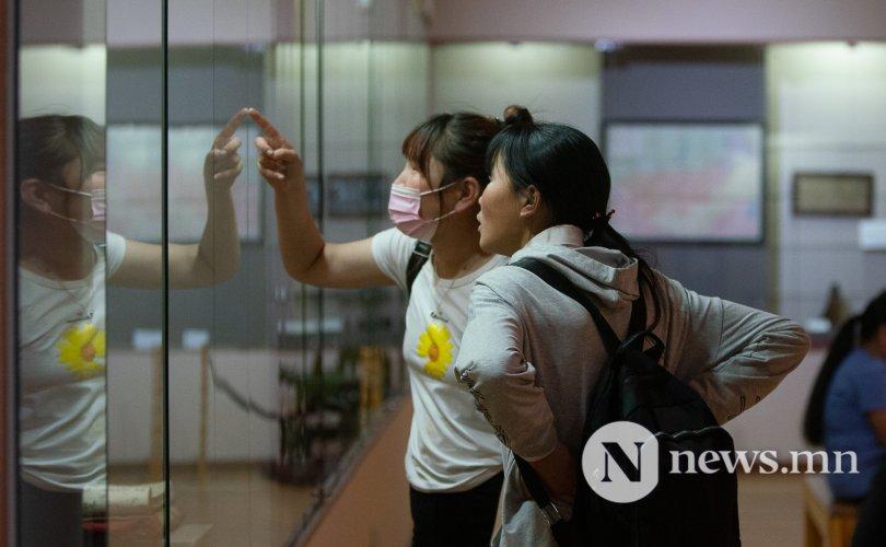 Монголын Үндэсний музей хүүхдэд үйлчлэхгүй