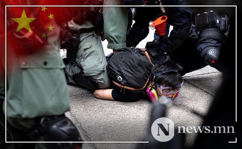Хятадад хутгатай этгээд дөрвөн сурагчийг гэмтээжээ