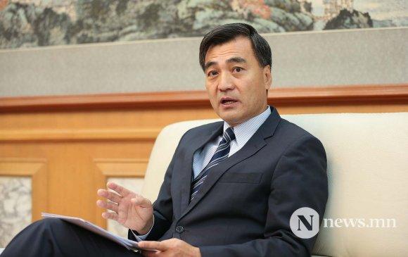 Цай Вэньруй: ӨМӨЗО-ны асуудлыг зориуд өдөөн хатгаж байна