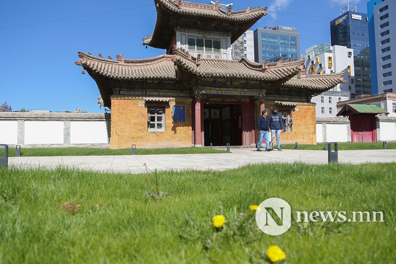 Чойжин ламын сүм музей хурал 25
