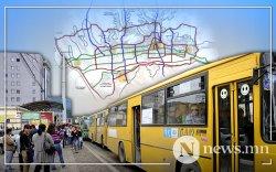 Өнөөдөр түр зогсох, маршрутаа өөрчлөх нийтийн тээврийн хуваарь