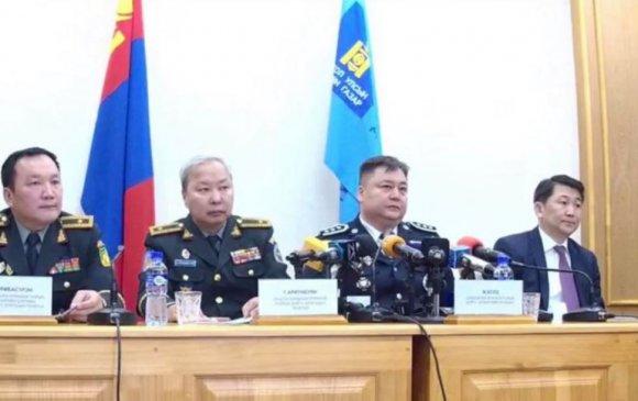 """""""Хууль бусаар Монгол Улсын хил нэвтэрсэн нэг ч хүн байхгүй"""""""