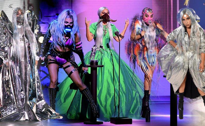 Этгээд содон Леди Гага эргэн иржээ