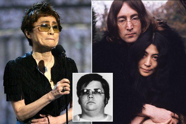 Жон Ленноны алуурчин Йокогоос өршөөл эрэв