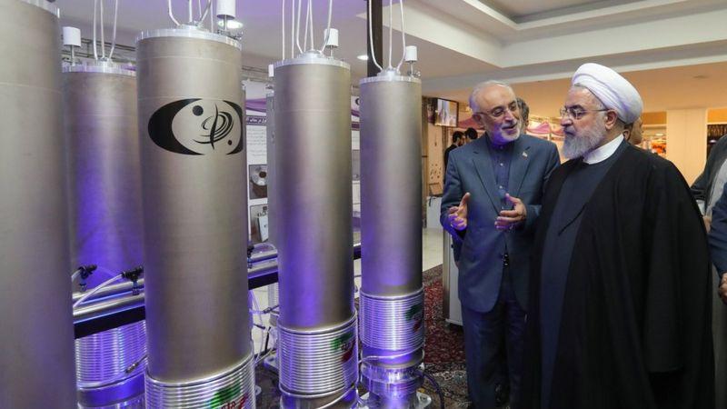 Ираны олборлосон ураны хэмжээ хязгаараасаа 10 дахин давжээ