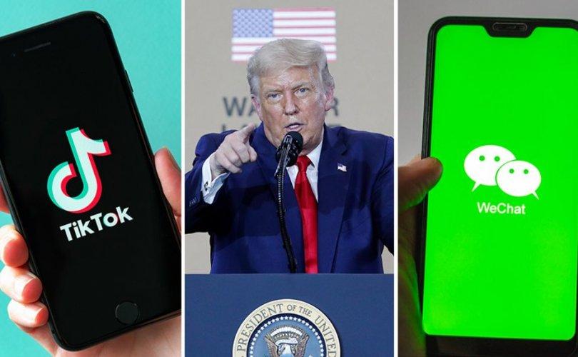 АНУ: Хятадын WeChat, TikTok ашиглахыг хориглолоо
