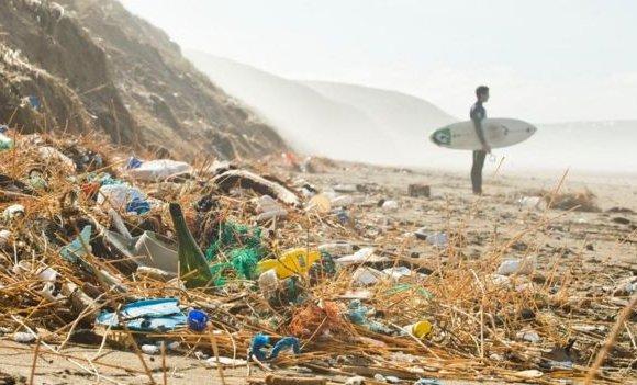 Цар тахлаас болж хуванцар хог хаягдлын хэмжээ хэзээ ч байгаагүйгээр өсч байна