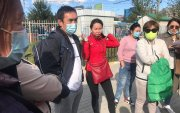 14 дүгээр сургууль ангиа хаалтаар тусгаарлан хичээллэж байна