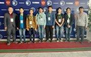 Монголын математикч хүү алтан медаль хүртжээ
