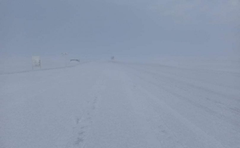 Орон нутагт орсон цас гамшиг дагуулж мэдэхээр байна