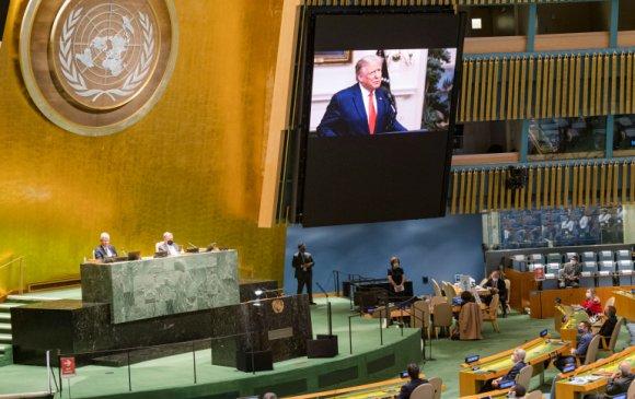 НҮБ-ын 75 дахь чуулган: Төрийн тэргүүнүүд юу хэлэв!