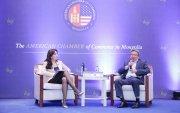 """""""АмЧам Монгол"""": УУХҮ-ийн сайд Г.Ёндон мэдээлэл хийлээ"""