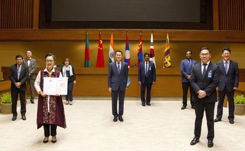 Монгол Улс Ази, Номхон далайн худалдааны хэлэлцээрт нэгдэв
