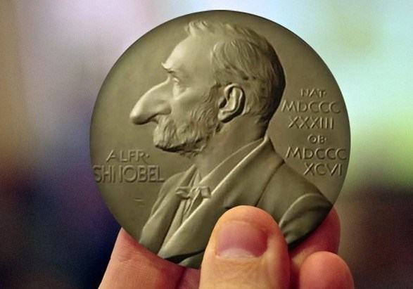 Путин, Трамп нарт Шнобелийн шагнал олгожээ