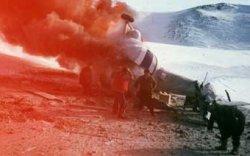 С.Өлзийбаяр онгоцны ослоос ганцаараа амьд үлдэв /1995.09.21/