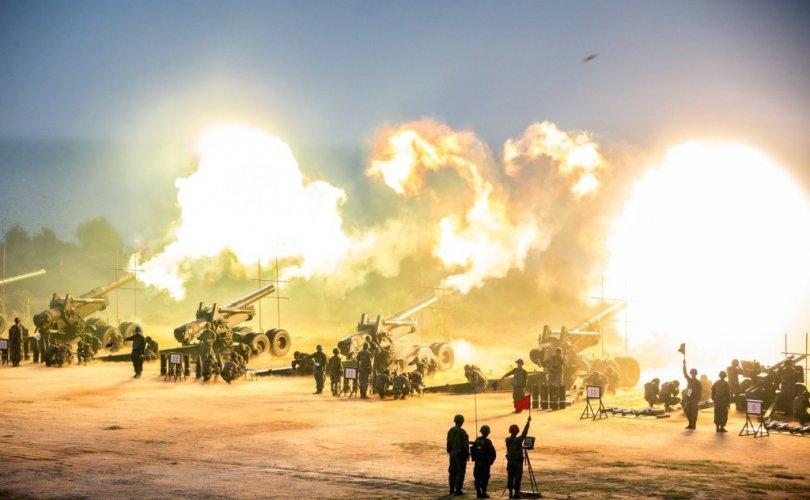 Тайванийг буулгаж авах Хятадын тактик