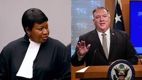 АНУ олон улсын эрүүгийн шүүхэд хориг тавилаа
