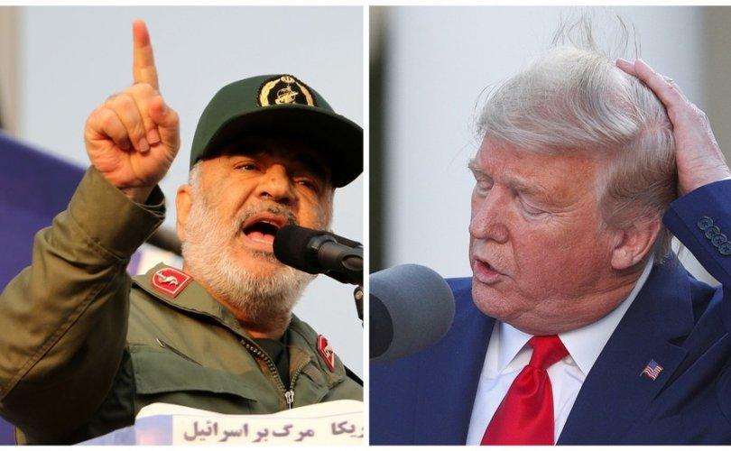 Иранчууд Трампын хялгасыг зулгаана гэж заналхийлэв