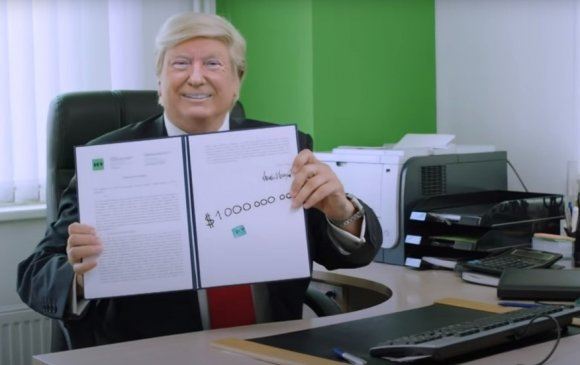 RT агентлаг Дональд Трампыг ажилд урьжээ