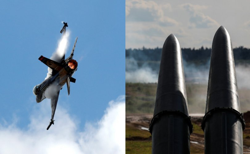 """Турк """"F-16"""" онгоц дайчилбал Армян """"Искандер"""" пуужин ашиглана гэв"""