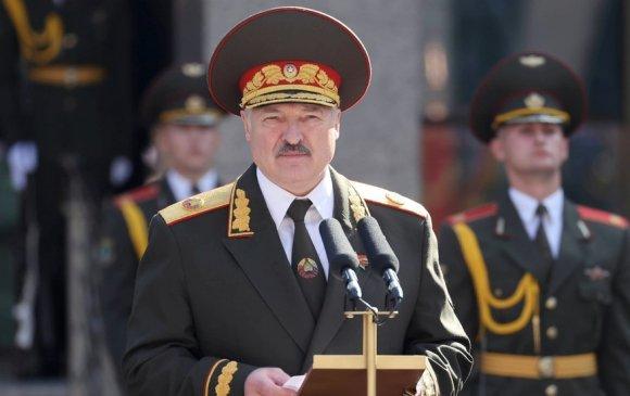 Их Британи, Канад улсууд Лукашенкод хориг тавилаа