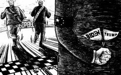 БНХАУ АНУ-ын ерөнхийлөгчөөр хэн сонгогдоосой гэж хүсч байна вэ?