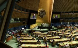 НҮБ-ын 75 жилийн ойг тэмдэглэх өндөр түвшний уулзалт болж байна