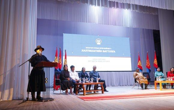 Монгол Улсын Ерөнхийлөгч Сүхбаатар аймгийн иргэдтэй уулзав