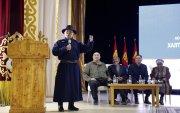 Ерөнхийлөгч Баян-Өлгий аймгийн иргэдтэй уулзлаа