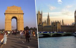 Автобусаар Делигээс Лондон хүрэх 70 өдрийн аялал