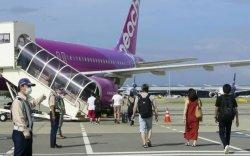 Япон: Амны хаалтгүй зорчигчоос болж онгоц ослын буулт хийжээ