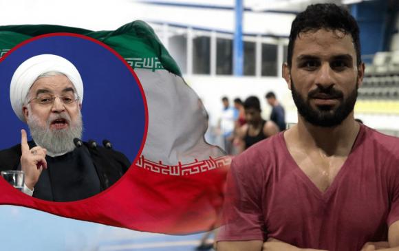 Иран: Сонгомол бөхийн аварга тамирчнаа цаазалжээ