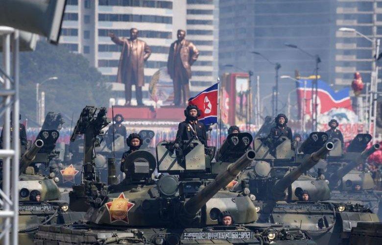 АНУ: БНАСАУ-ын цэрэг, техникүүд том парадад бэлдэж байна
