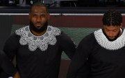 """""""NBA"""" тоглогчид цагаан нэхмэл захаар жигдэрчээ"""