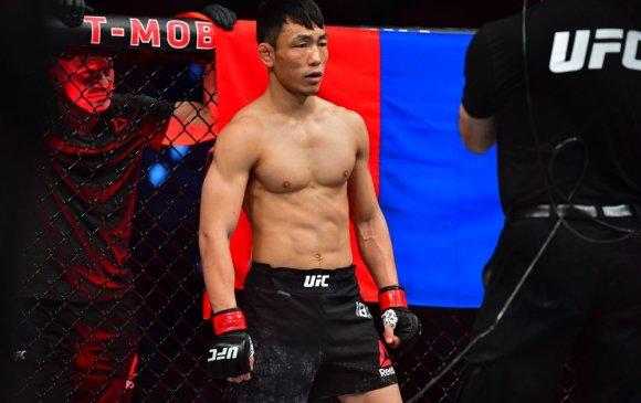 UFC: Д.Батгэрэлийн дараагийн тулаан зарлагдлаа