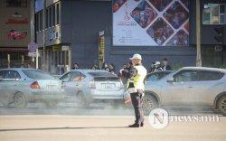 ФОТО: Нийслэлчүүдэд дүрэм, журам огт хамаагүй