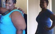 Америк эмэгтэй 64 кг жин хасчээ