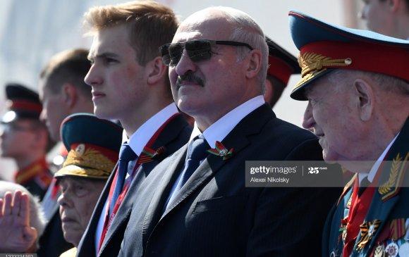 Беларусийн дараагийн дарангуйлагч Николай Лукашенко