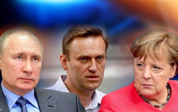 """Навальныйн хэрэг """"Умардын урсгал-2"""" төслийг зогсоох уу?"""