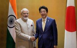 Энэтхэг, Япон хоёр БНХАУ-ын эсрэг хүчээ нэгтгэв