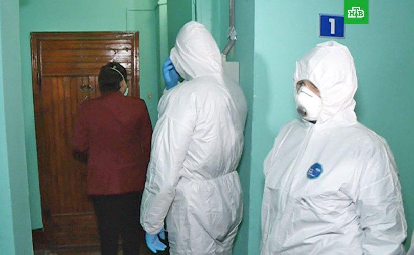 Аравдугаар сарын дундуур Орост COVID-ийн халдвар нэмэгдэнэ гэв