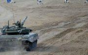 АНУ-д Оросын Т-72 танкийг устгах сургуулилалт хийжээ
