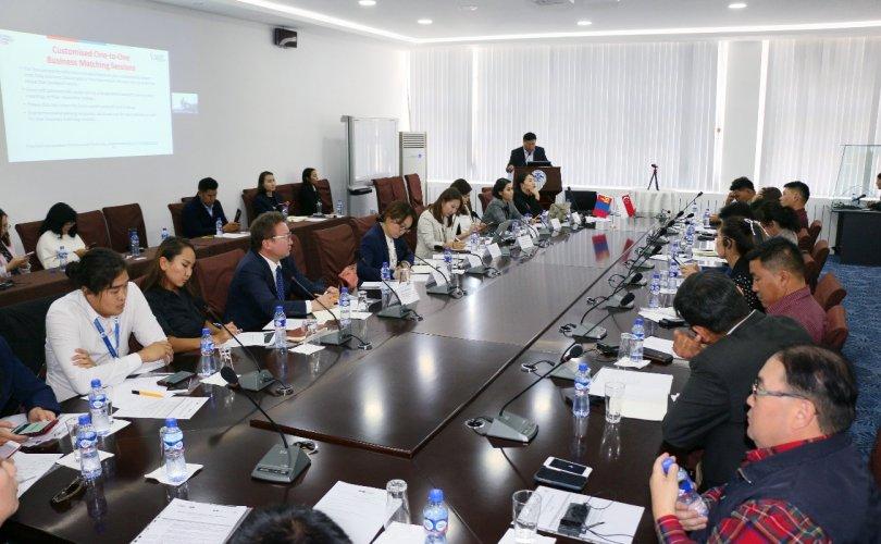 Монгол-Сингапурын бизнес вебинар болов